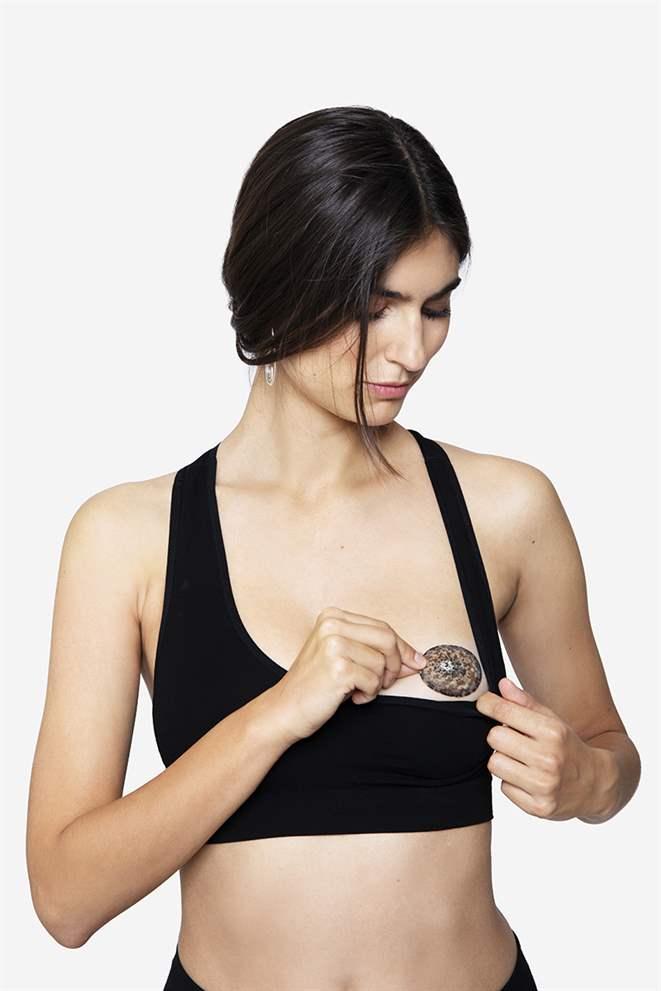 Image of Ammeskaller - 100% Organisk materiale - Til ømme brystvorter (SHELLS)